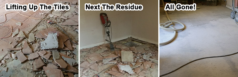 Page Trio Tile Removal